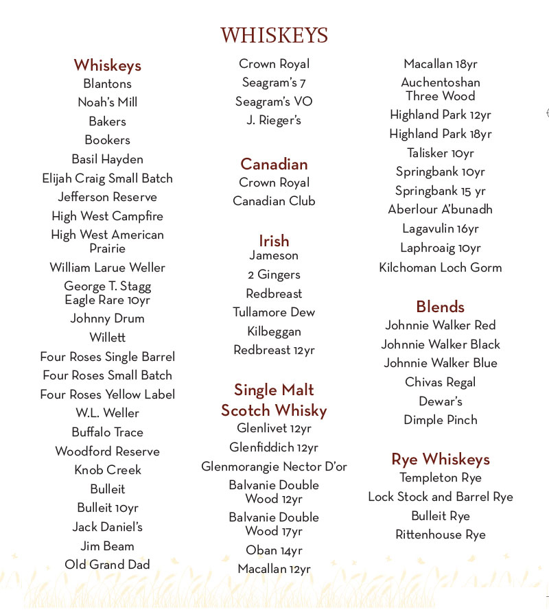DrumRoom-Whiskey-Menu-2016